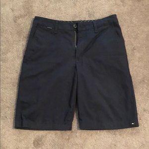 Quiksilver Navy Shorts - 30W